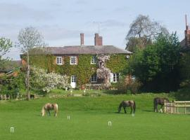Lower Buckton Country House, 레인트와딘