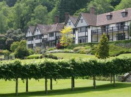 Gidleigh Park Hotel, Chagford