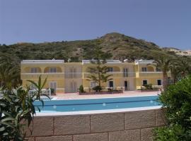 Kontessa Apartments, Kéfalos