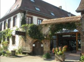 Auberge Le Biblenhof, Soultz-les-Bains
