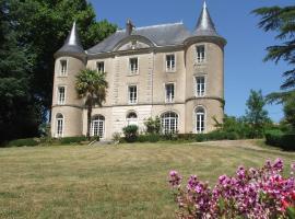 Château De Lavaud, Montbron