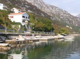 Apartments Biga, Donji Morinj