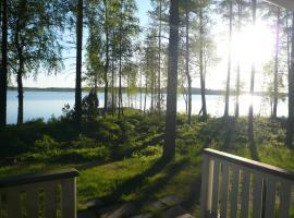 Lomamokkila Cottages, Savonlinna