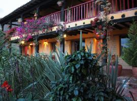 Hotel Casa de Adobe, Villa de Leyva