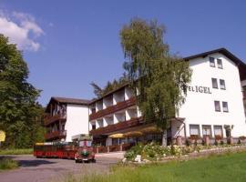 Hotel Igel, Püchersreuth
