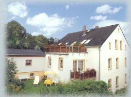 Ferienwohnungen Bochmann, Schneeberg