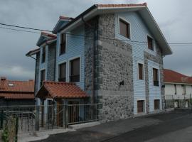 Apartamentos Torremar, Isla