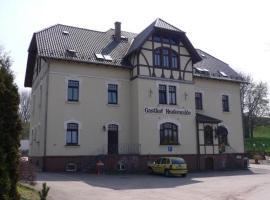 Pension im Landgasthof Heukewalde, Heukewalde