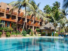Hotel Jardin Savana Dakar, Dakar