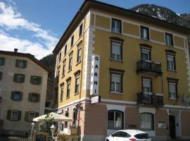 Hotel Pizzeria Fluela, Susch