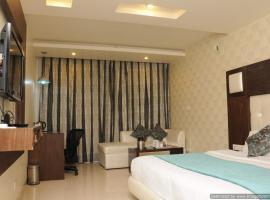 Hotel Diamond Plaza, Chandīgarh