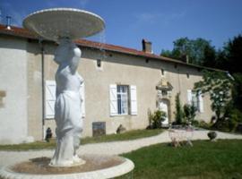 Chambres d'hôtes Le Château de Mouzay, Autrecourt-sur-Aire