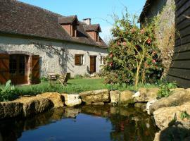 Ma Maison Le Petit Bois, Dollon