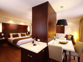 Hotel Reina Isabel, Quito