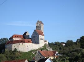 Burg Katzenstein, Katzenstein