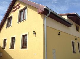 Ubytovanie u Kastelana, Spišské Podhradie