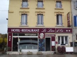 Hotel Le Lion d'Or, Verdun-sur-Meuse