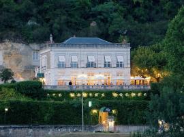 Hotel Les Hautes Roches, Rochecorbon