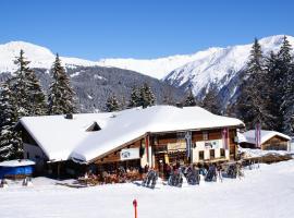 Schwendi Mountain Lodge, Klosters