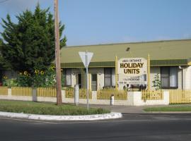 Lakes Entrance Holiday Units, Lakes Entrance