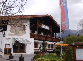 Cafe Pension Eckerbrunn, Schönau am Königssee