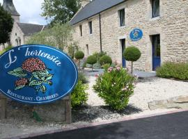 Hôtel l'Hortensia, Noyalo