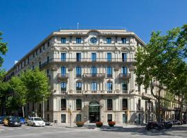 Silken Gran Hotel Havana, Barcelona