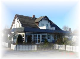 Frühstückspension Haus Strandeck, Zingst