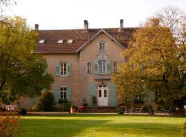 Domaine du Château de Roche sur Linotte