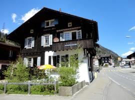 Gotthard Backpacker, Wassen