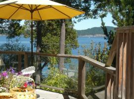 Seaside Retreat B & B, Fernwood