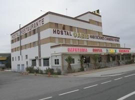 Hostal Oasis, Fraga