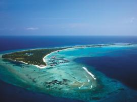 Shangri-La's Villingili Resort and Spa, Maldives, Maradhoofeydhoo