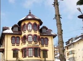 Villa Casa Dunarea, Predeal