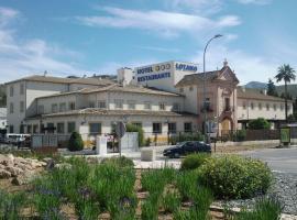 Hotel Lozano, Antequera