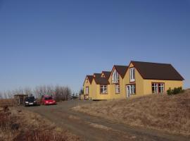 Julia's Guesthouse, Hnaus