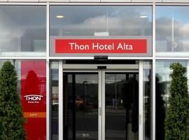 Thon Hotel Alta, Alta