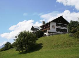 Pension Spiegl, Zefeld (Tirol)