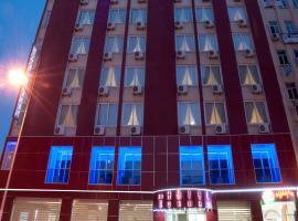Egemen Hotel, Mersin