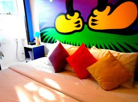 Akwa Guesthouse, Plage de Chaweng