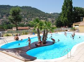 Grand Bleu Vacances – Résidence Le Galoubet, Solliès-Toucas