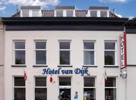 Hotel van Dijk, Kampen