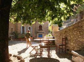 Chambres d'hôtes de l'Abbaye, Montbrun-les-Bains