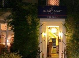 Hilbury Court Hotel, Trowbridge