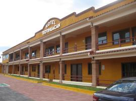Hotel Teotihuacan, San Juan Teotihuacán