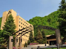 Jozankei Tsuruga Resort Spa Mori no Uta, Dzsozankei