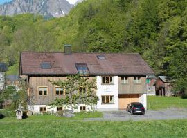 Ferienwohnungen Sutter, Au im Bregenzerwald