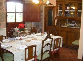 Casa Xan da Pena, Villarmayor