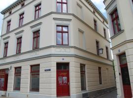 Haus Steuerrad, Stralsund