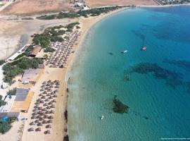 Surfing Beach Village Paros, Santa Maria
